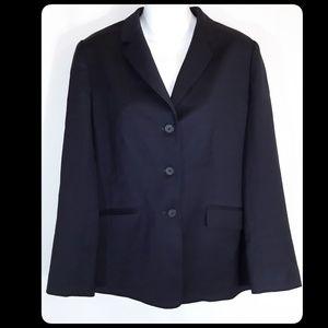 Lands' End Jackets & Coats - Lands' End Navy Blue Blazer